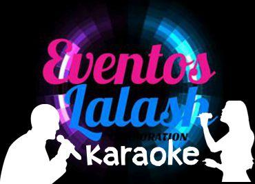 EventosLalash karaoke